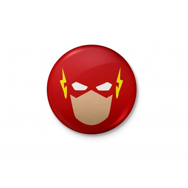 Flash - Minimalist Badge