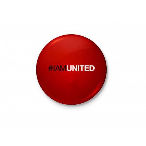 I Am United - GGMU Minimalist Badge