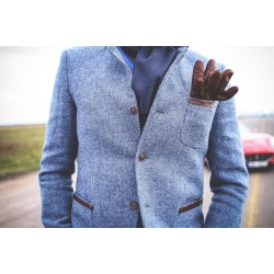 The wool jackets are back in stock