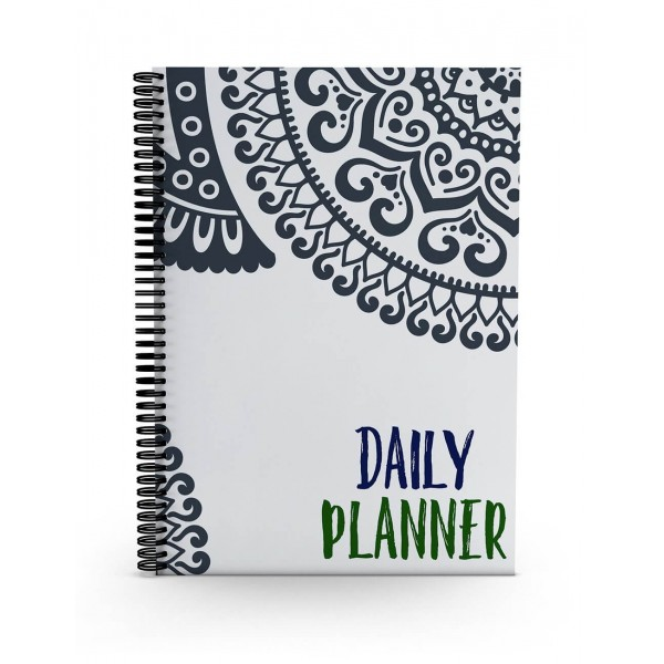 The Mandala Touch - Daily Planner