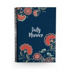 Floral Minimalist Daily Planner