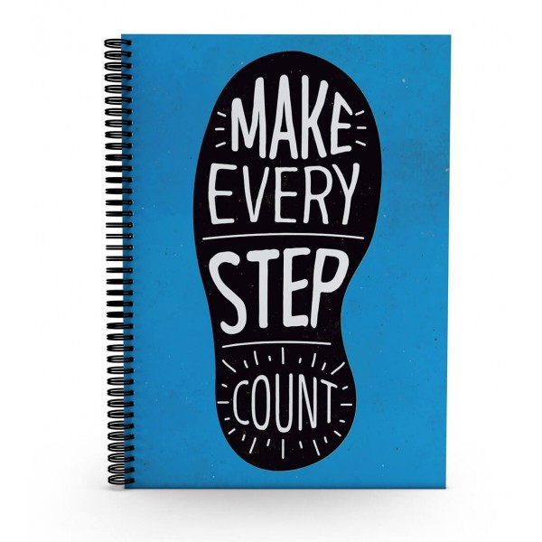 Make Every Step Count - Daily Planner